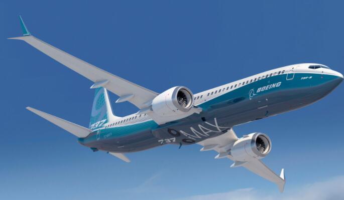 波音再次交付737 MAX飞机