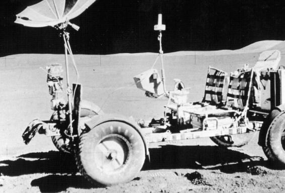 这是通用汽车如何登上月球