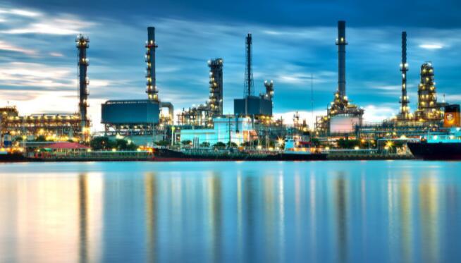 周三这两个石油股带动能源股走高