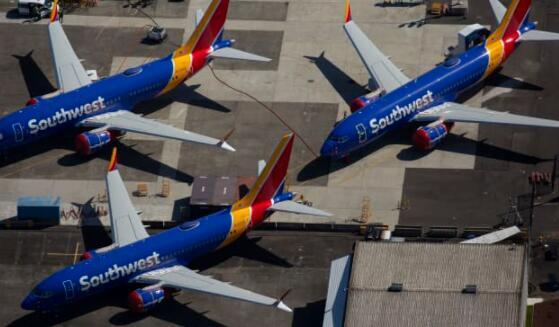 西南航空公司将最小的波音737Max订单增加34架