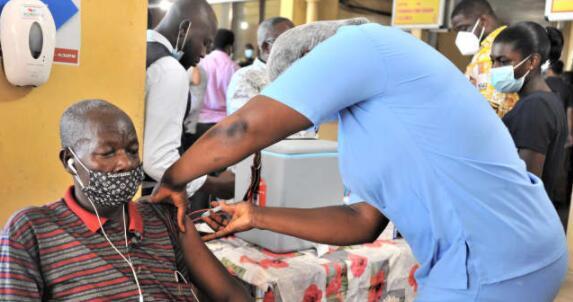 国际顶级卫生官员担心新的当前局势可能能够逃避疫苗
