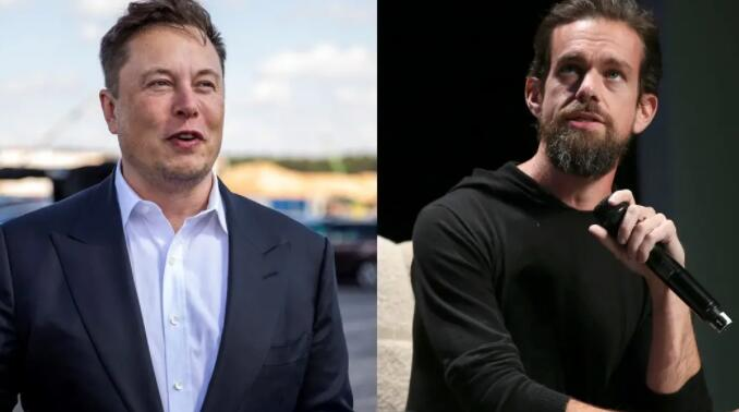 Jack Dorsey和Elon Musk同意谈论比特币