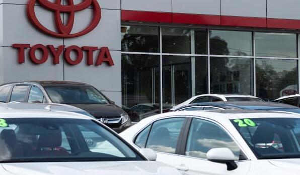 汽车制造商今天报告了第二季度的汽车销量