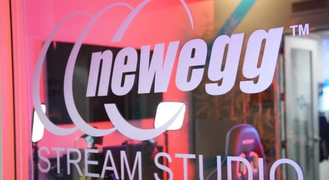Newegg股票在公司后门合并后表现良好