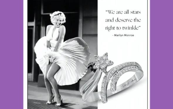玛丽莲梦露还是很值钱的 谁拥有她的知识产权