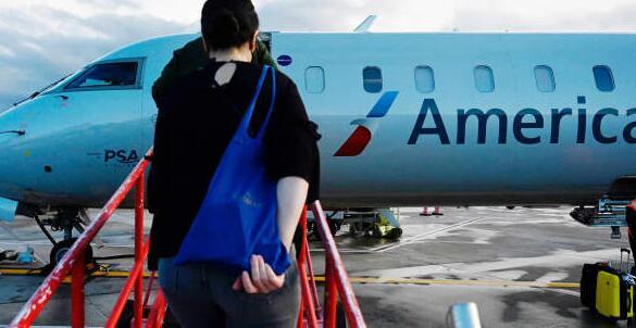 随着局势案件的攀升 航空公司股票波音公司大跌