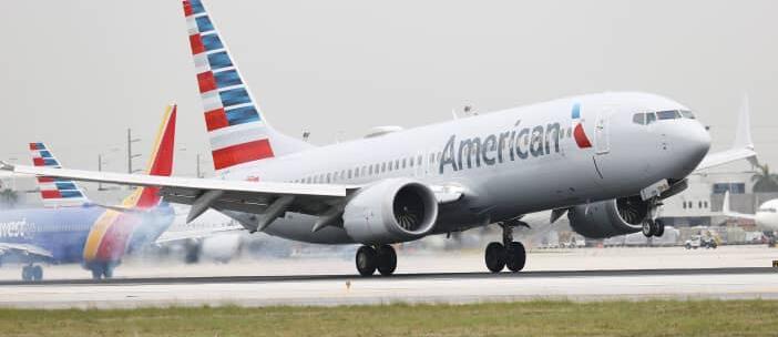 午盘走势最大的股票 西蒙地产集团与美国航空公司和IBM等
