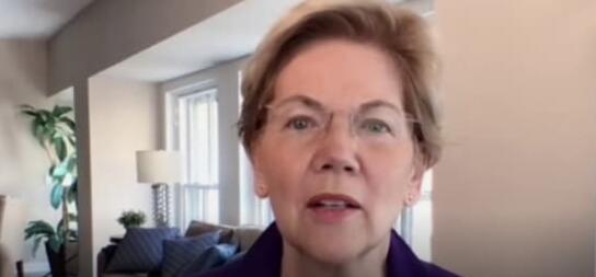 参议员伊丽莎白沃伦驳回了投资者购买比特币的一个关键原因