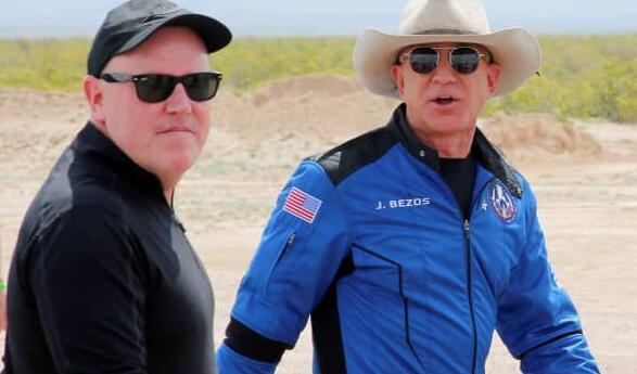 贝索斯的蓝色起源将NASA告上联邦法院