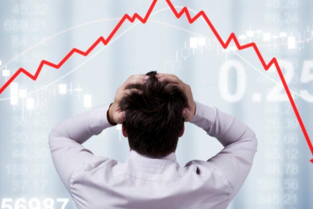 加密货币交易所的股价随着大盘和大多数加密货币价格下跌