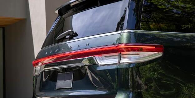 福特推出2022年林肯领航员免提驾驶