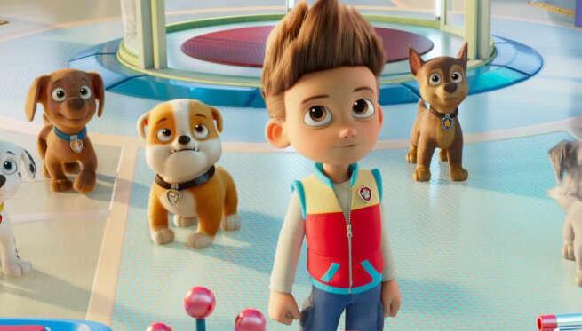Paw Patrol票房收入说明了为什么一些工作室将儿童电影推到202年或出售给流媒体服务