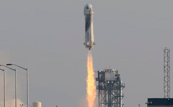 Blue Origin为NASA成功发射新谢泼德货运任务