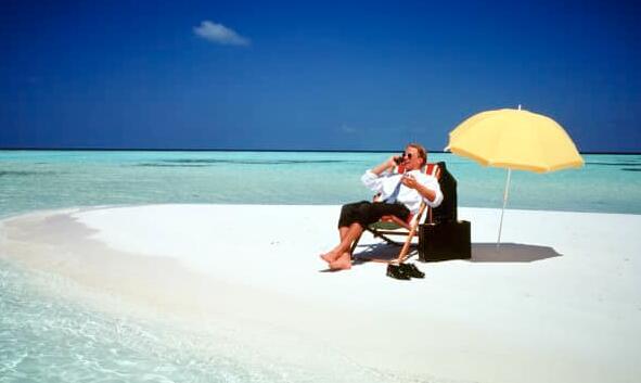 以下是富有投资者的十大海滩目的地