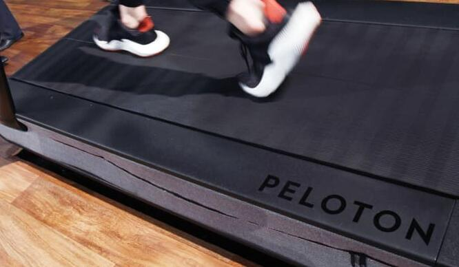 Peloton表示司法部和国土安全部已就跑步机受伤报告传唤它