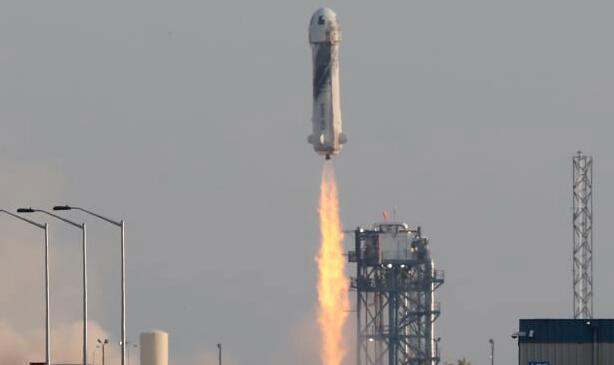 蓝色起源与SpaceX和维珍银河太空竞赛如何影响大气