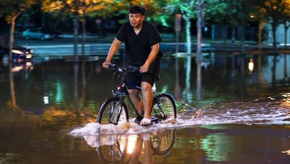 美国国税局为新泽西州纽约市的艾达飓风受害者提供税收减免