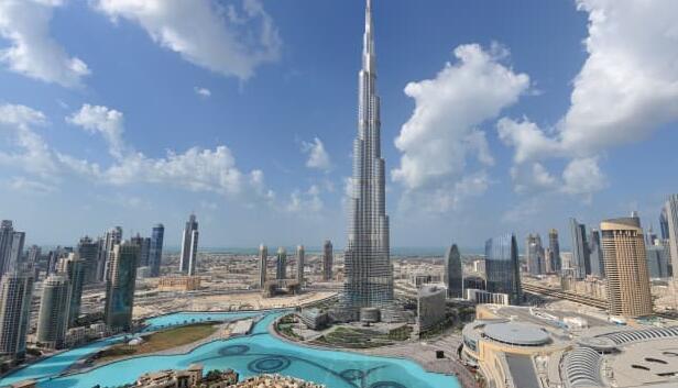 世界最高观景摩天轮将于下月在迪拜开放