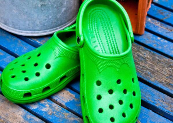 Crocs股票今天创下历史新高