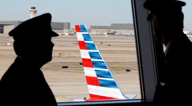 美国航空公司的飞行员希望因航班中断而更换经理