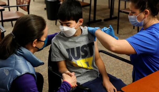 辉瑞要求FDA为5至11岁儿童批准疫苗