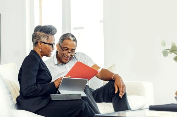 退休人员的个人贷款安全吗