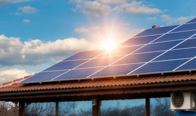 太阳能股票在能源市场的大好日子里跳涨