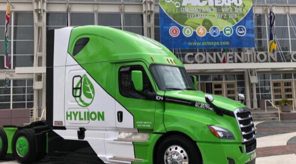 为什么Hyliion Holdings股票今天下跌