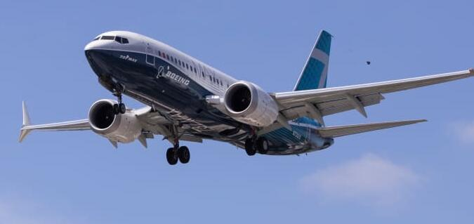 波音飞机订单连续第八个月超过取消订单