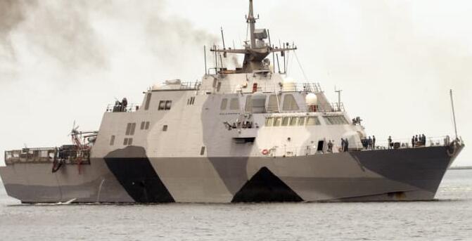 濒海战斗舰内部 海军最具争议的战舰之一